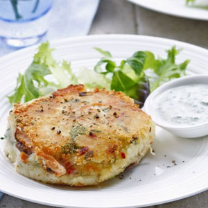 Homemade Spicy Fish Cakes